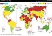 2011 세계평화지수 현황