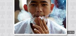 담배 피우면 통증에 민감해져