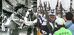 국군의 날 시가행진