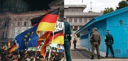 독일의 통일과 판문점 공동경비구역