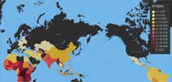 절대빈곤 인구 전세계 12억명