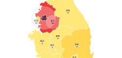 '억대 연봉' 직장인 10명중 7명 수도권 거주