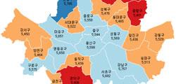 '알바 채용'도 강남 쏠림…3개 구가 25% 차지